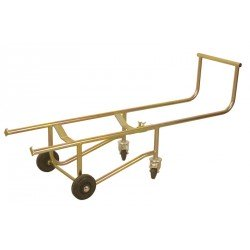 Drum handling cart for 220 L barrel