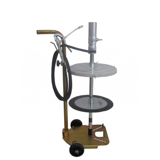 Trolley grease keg