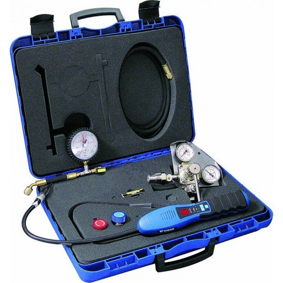 Idro nitrogen kit with connectors