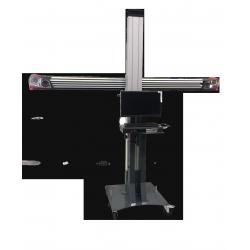 Géométrie VL 3D manuelle mobile - Version griffes standard