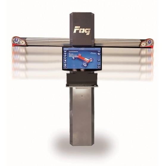 Géométrie VL 3D - Caméras HD - Version griffes standard