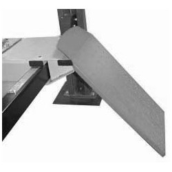 Set of 2 access ramps