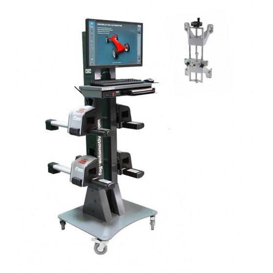 Géométrie VL CCD - Version griffes standard