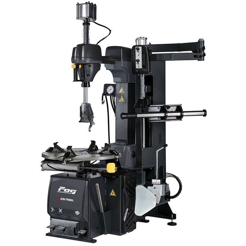 Tyre changer - Professional - With dimmer