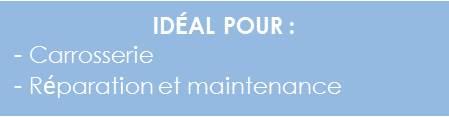 Bloc Idéal pour -3