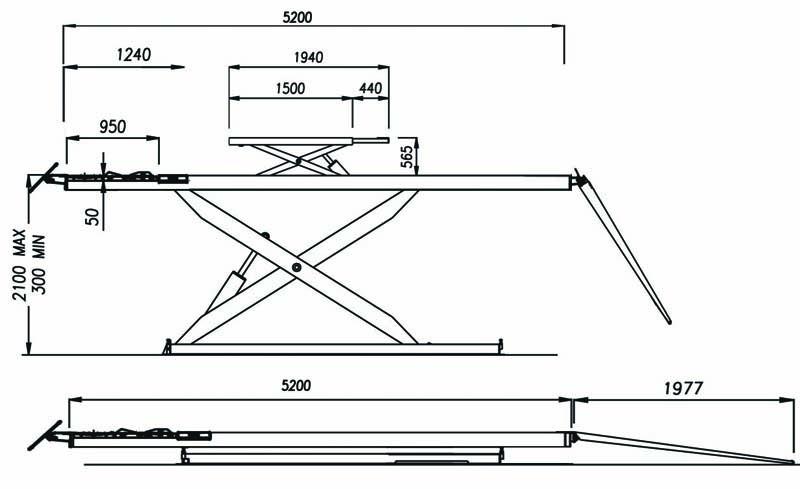 4129306D-PJX-schéma vue côté