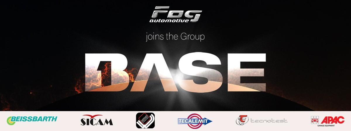 Fog intègre le Groupe BASE